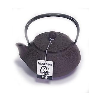Japanese cast iron sakura teapot 1 unit of 600ml
