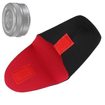 SLR Camera Lens Pakket Verdikking Schokbestendige Neoprene Lens Opslag Zak Sticky Deduction, Diameter: 60mm, Hoogte: 80mm