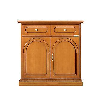 Classic cupboard shoe rack 2 doors 1 drawer