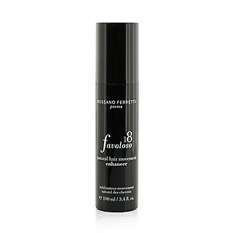 Favoloso 18 Natural Hair Movement Enhancer - 100ml/3.4oz