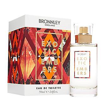 Bronnley Eclectic Elements Exotic Embers Eau De Toilette 50ml