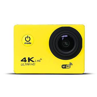 4k Ultra Hd Wifi Waterproof Sport Video Camera - 2 Inch Lcd Screen
