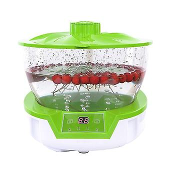Multifunction Fruit Vegetable Washing Machine Ozone Water Purifier Oxygen