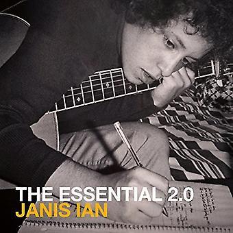 Janis Ian - importación de Estados Unidos 2.0 esencial [CD]