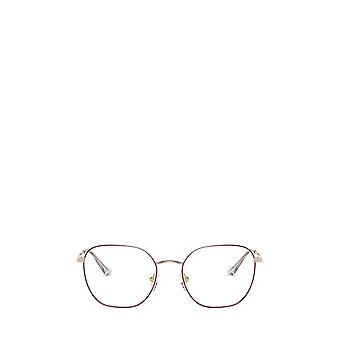 Vogue VO4178 top purple / rose gold female eyeglasses