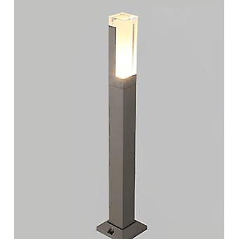 New Style Bollard Pillar Shaped Waterproof Led Lawn Lamp