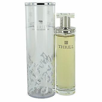 Thrill by Victory International Eau De Parfum Spray 3.4 oz / 100 ml (Women)