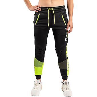 Venum Training Camp 3.0 Womens Joggers Black/Neo Yellow