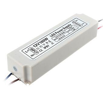 IP67 100W AC100-264V dc12V kytkentä virtalähteen ohjain sovitin LED