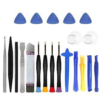 Outils de réparation de téléphone mobile ouverture Pry Kits Screwdriver Set