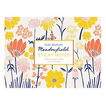 Meadowfield Sticky Notes by Illustrated by Leah Duncan