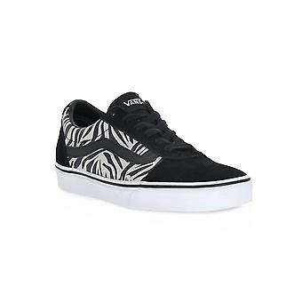Vans Ward Metallic Zebra VA3IUN54G skateboard all year women shoes
