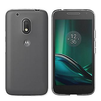 Colorfone Motorola Moto G4 Play Shell (Transparente)