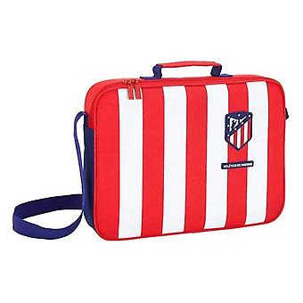 Briefcase atlético madrid blue white red (6 l)