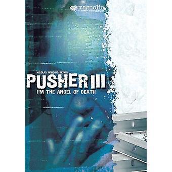 Pusher 3-Jag är Angel of Death [DVD] USA import