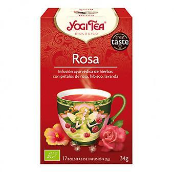 Yogi Tea Tao Rose 17 Sachets
