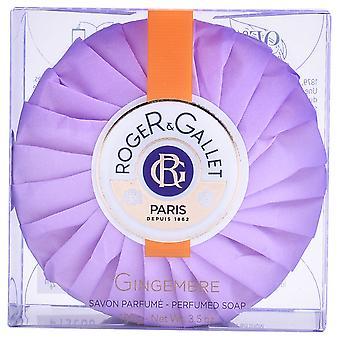 Roger & Gallet Gingembre Scented Soap 100 gr