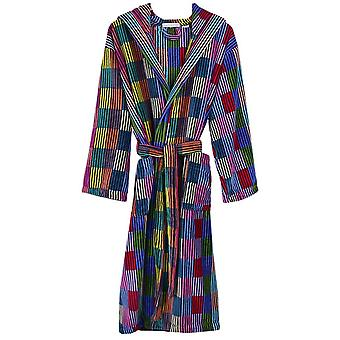 Bown of London Patchwork Luxury Dressing Gown - Multi-colour