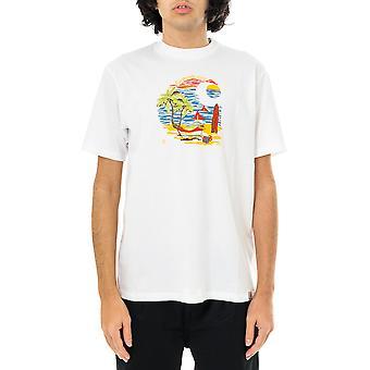 Miesten T-paita carhartt wip s/s beach c t-paita i029020.02