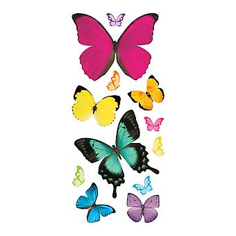 Paper House Productions - Puffy Stickers - Butterflies