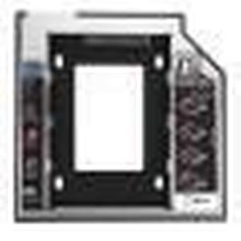 9.5mm Universal 2.5 două Ssd HD Sata Hard disk Hdd Caddy Adaptor Bay