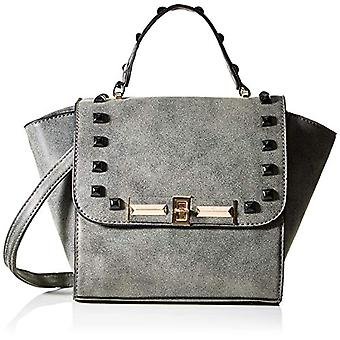 For Time Shopper - Women's Shoulder Bags, Black (Negro), 8x19x20 cm (W x H L)