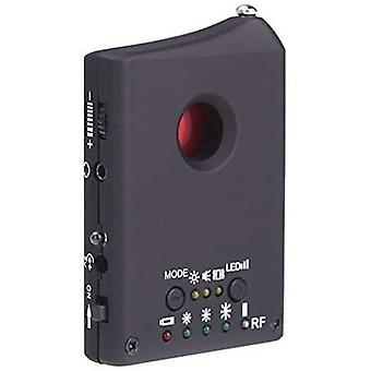 Anti-špionážní signál chyba bezdrátové RF GSM Bug Hlasový detektor chyby Skrytý detektor kamery skrytý (černý)
