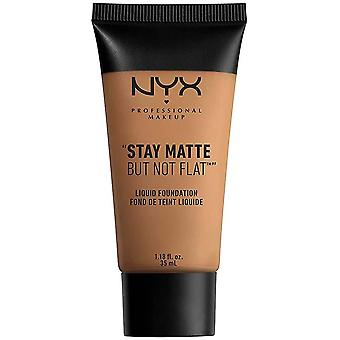 NYX Professional Make Up NYX Stay Matte Liquid Foundation 35ml Diep Goud