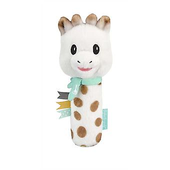 Sophie the Giraffe Sweety Sophie Squeaking Rattle