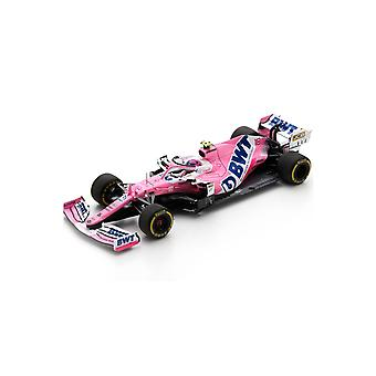BWT Racing Point RP20 Lance Stroll (3:e italienska GP 2020) Diecast-modell