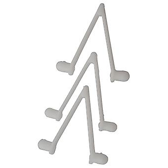 Jed Pool 80-223 Spring Clip - Pack of 3