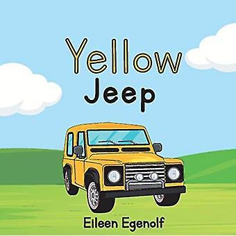 Yellow Jeep by Eileen Egenolf