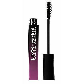 NYX Professional Make Up NYX Frodiga fransar Mascara Staplad 8ml Svart 03