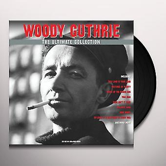 Woody Guthrie - Den ultimata samlingen Grå vinyl