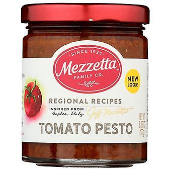 Salsa Mezzetta Pesto Sundrd Tmo, Cassa da 6 X 6.25 Oz