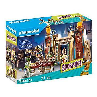 Leikkisetti Scooby Doo! Seikkailu Egyptissä Playmobil 70365 (71 kpl)