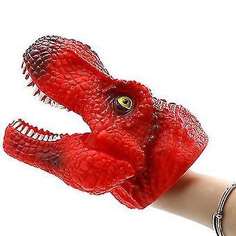 Dinosaur Hand Puppet Gloves, Soft Dinosaur Model Toy For Kids(S1)
