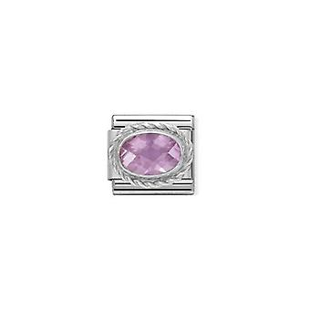 Nomination Italia collegamento componibile pietra lilla 330604_003