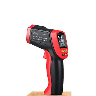 GT950 -50~950°C(-58°F~1742°F)  Digital Infrared Thermometer Non-contact Red