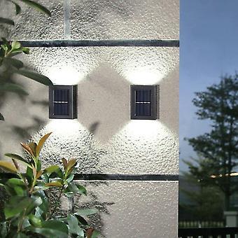1/2/4Pcs solar led light outdoor solar lamp with motion sensor solar lamp solar powered for garden decor garden decoration