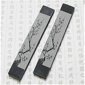 Chinese Calligraphy Special Stone Paperweight Classical Natural Stone