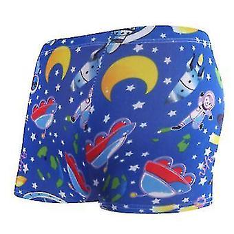 Boy Summer Swim Cute Letter Trunks Swimming Shorts Beach Swimwears