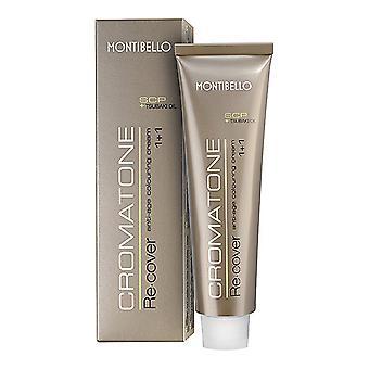 Colorante Permanente Cromatone Re Cover Montibello Nº 6.0 (60 ml)