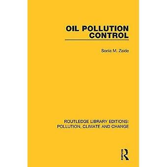 Contrôle de la pollution par les hydrocarbures