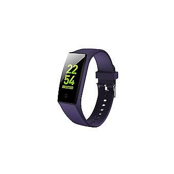Computer racks mounts bluetooth heart rate monitor fitness tracker smart wristband blue