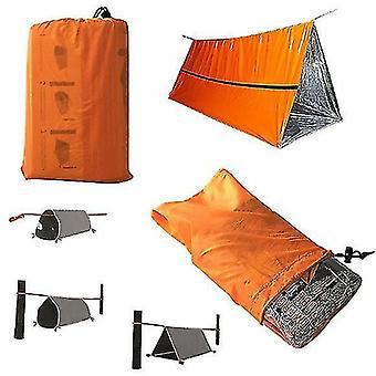 Ball pits outdoor camping emergency tent orange