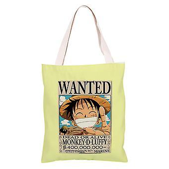 الكرتون أنيمي قماش حقيبة التسوق حمل، قطعة واحدة #11