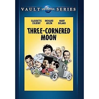 Three-Cornered Moon [DVD] USA import