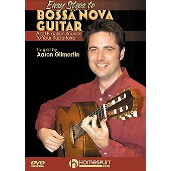 Easy Steps to Bossa Nova Guitar - Easy Steps to Bossa Nova Guitar [DVD] USA import