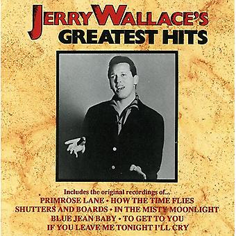 Jerry Wallace - Greatest Hits [CD] USA import